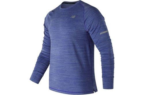 Mens Seasonless UPF Long Sleeve Running Shirt