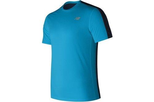 Mens Accelerate SS Running Shirt