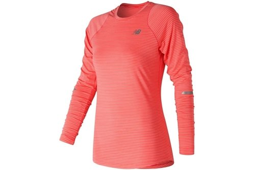 Womens Seasonless LS Running Shirt