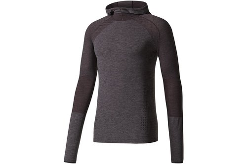 AW17 Mens Climaheat Primeknit Hooded Tee