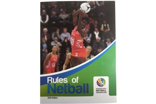- Official Rules of Netball - 2018
