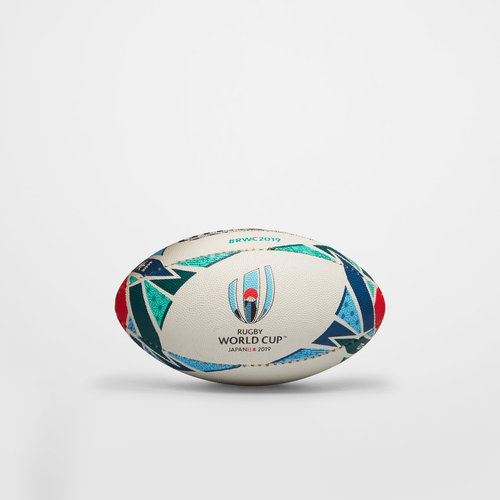 RWC 2019 Replica Mini Rugby Ball