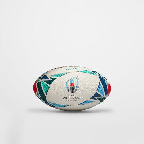 RWC 2019 Replica Mini Rugby Ball
