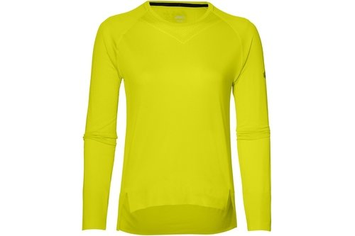 Seamless LS Womens Running Top