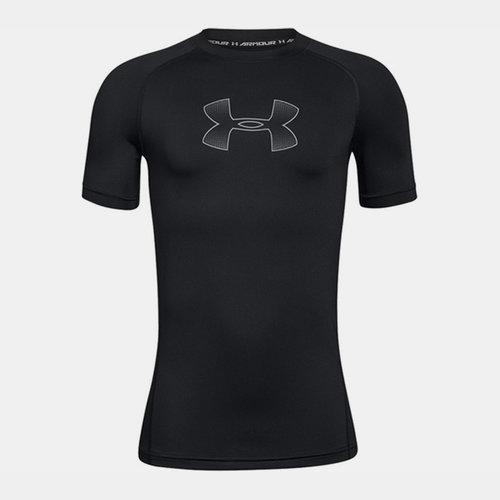 Armour Performance T Shirt Juniors