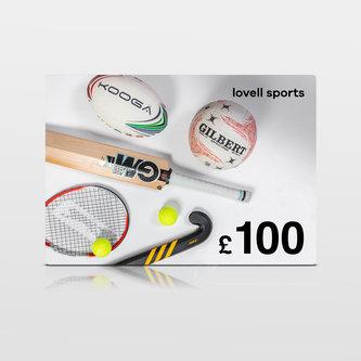 Lovell Sports £100 Virtual Gift Voucher