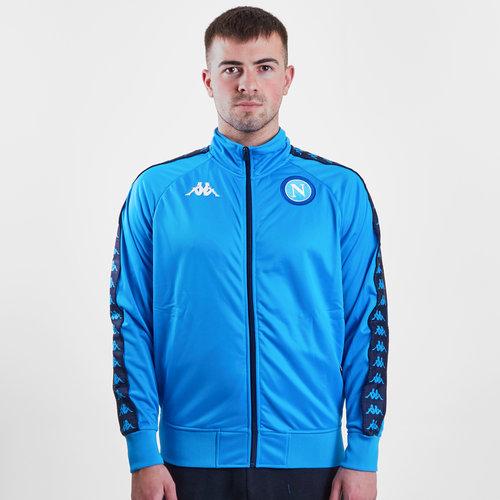 Napoli 222 Banda Anniston Retro Football Jacket