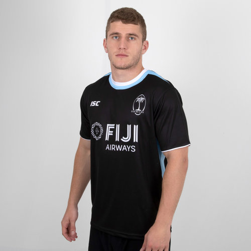 Fiji Short Sleeve Training Top Mens
