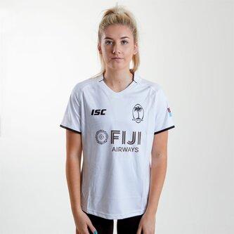 Fiji 2018/19 Ladies Home S/S Replica Rugby Shirt