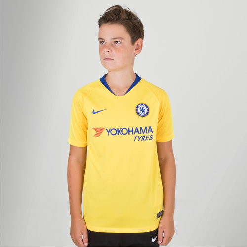 Chelsea Away Replica Shirt 2018 2019 Childrens