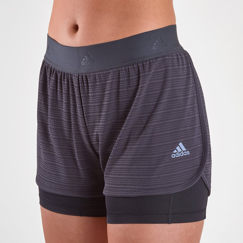 ClimaChill 2 In 1 Ladies Shorts
