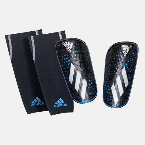 X Foil Compression Sleeve Football Shin Guards