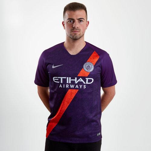 Manchester City 18/19 3rd S/S Replica Football Shirt