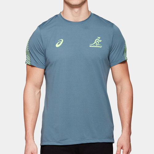 Australia Wallabies 2019/20 Players Training T-Shirt