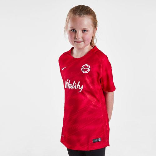 England Short Sleeve T Shirt Juniors
