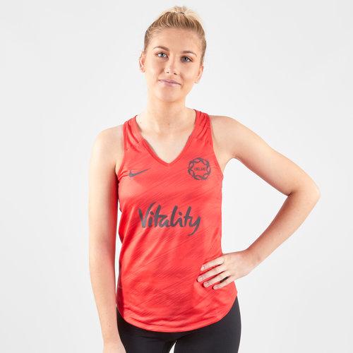 England Netball Vest Womens
