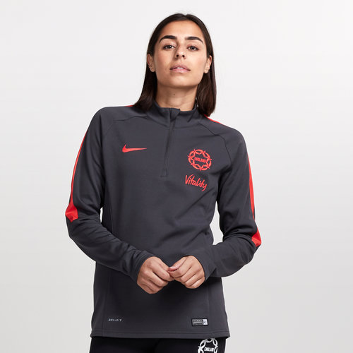 England 2019 Ladies Netball Mid Layer Training Top