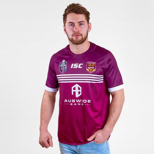 Queensland Maroons 2019 Replica Shirt