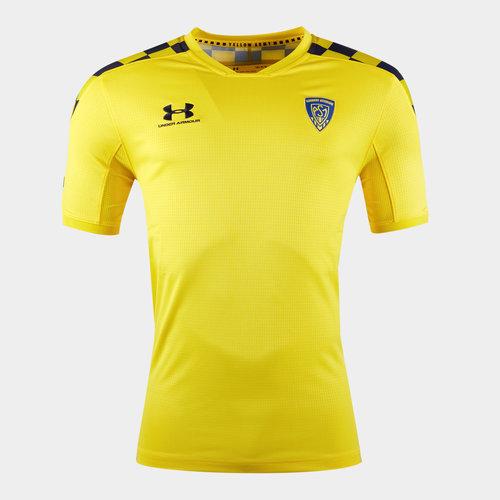 Clermont Auvergne 2019/20 Home Replica Shirt
