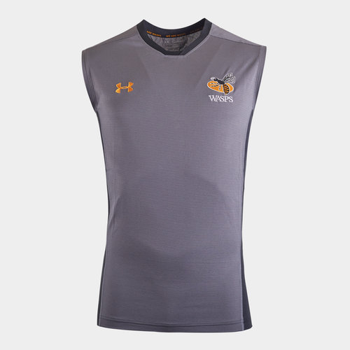 Wasps 2019/20 Players Rugby Training Singlet