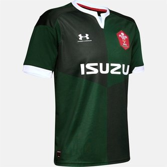Wales Rugby Alternate Shirt 2019 2020
