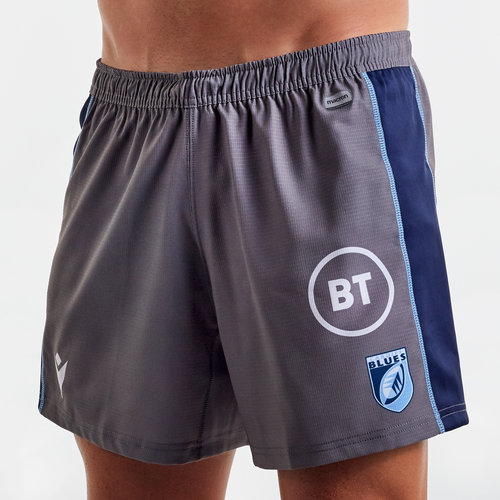 Cardiff Blues 2019/20 Alternate Rugby Shorts