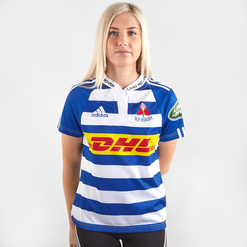 Western Province 2016 Super Rugby Ladies Home Replica Shirt