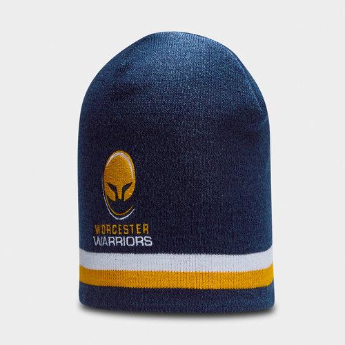 Worcester Warriors Rugby Beanie Hat