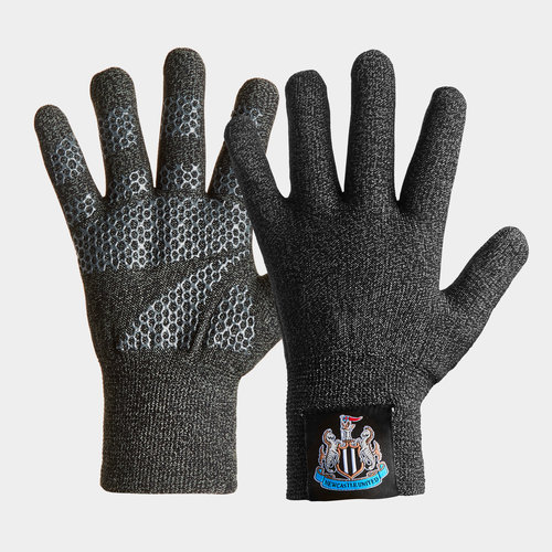 Newcaste United Touch Screen Gloves Jnr
