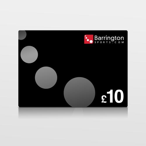 Barringtons £10 Virtual Gift Voucher