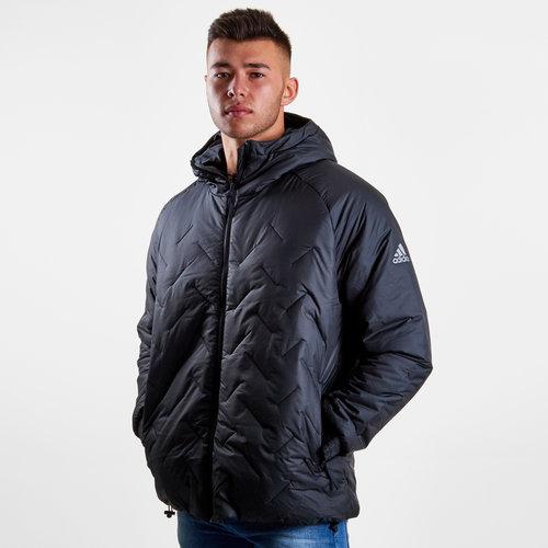 BTS Hooded Winter Jacket