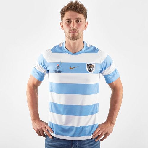 Argentina RWC 2019 Home S/S Replica Shirt