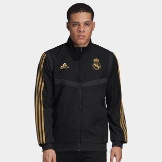 Real Madrid 19/20 Players Presentation Football Jacket