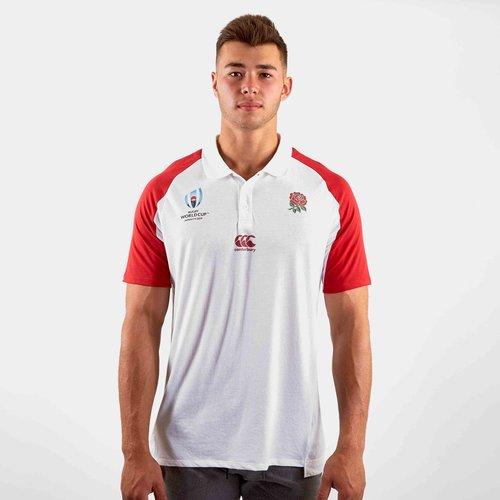 England RWC 2019 Performance Polo Shirt