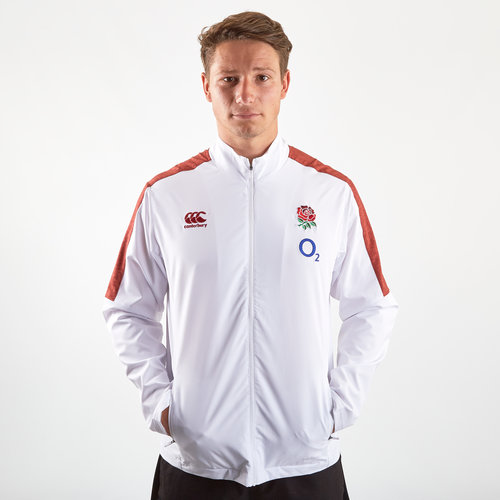 England 2019/20 Players Anthem Rugby Jacket