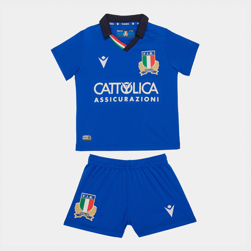Italy 2019/20 Home Mini Kids Replica Kit