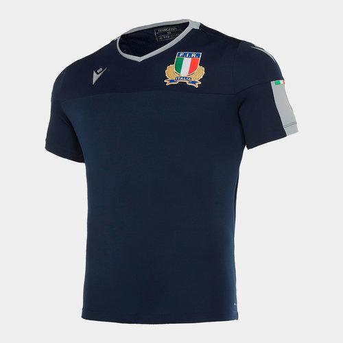 Italy 2019/20 Gym Training T-Shirt