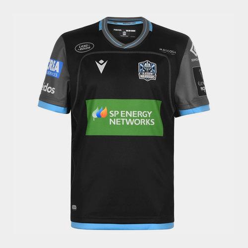 Glasgow Warriors 2019/20 Home Replica Rugby Shirt