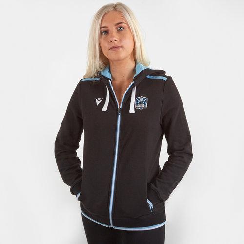Glasgow Warriors 2019/20 Ladies Cotton Hooded Sweat
