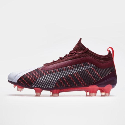 One 5.1 Womens FG/AG Football Boots