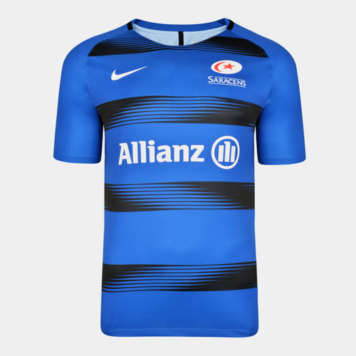 Saracens 2019/20 Players Squad Training Shirt