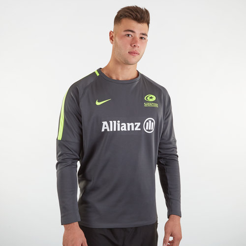 Saracens 2019/20 Training Sweatshirt