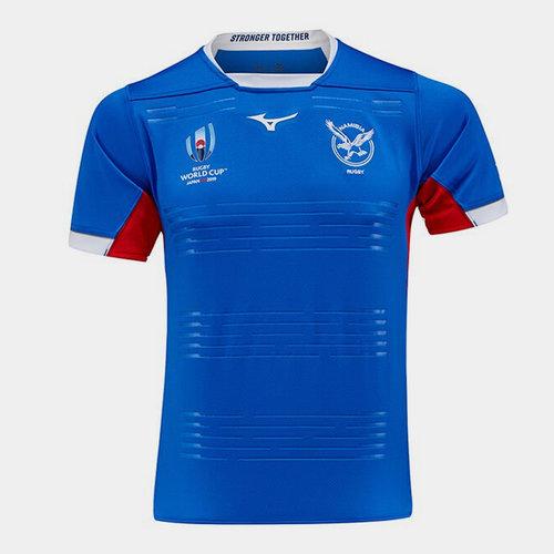 Namibia RWC 2019 Kids Home Pro S/S Shirt