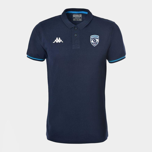 Montpellier 2019/20 Off Field Polo Shirt