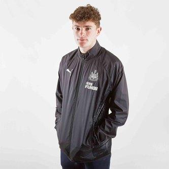 Newcastle United 19/20 Players Woven Football Jacket