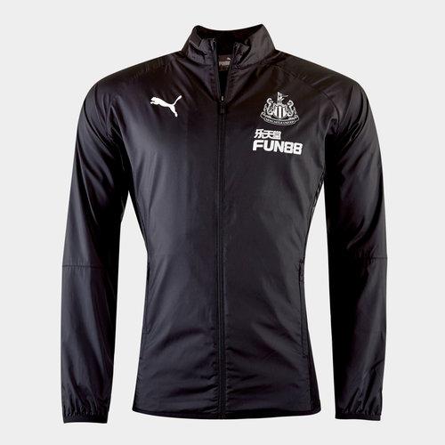 Newcastle United 19/20 Youth Woven Football Jacket
