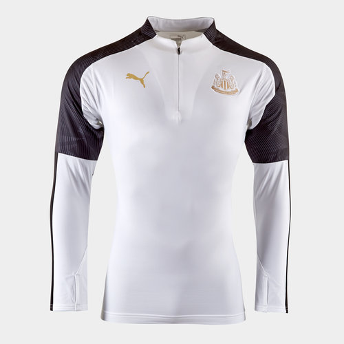 Newcastle United 19/20 Youth 1/4 Zip Training Top