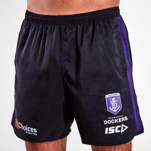 Fremantle Dockers 2019 AFL Players Training Shorts