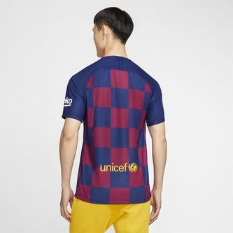 FC Barcelona 19/20 Replica Shirt Mens