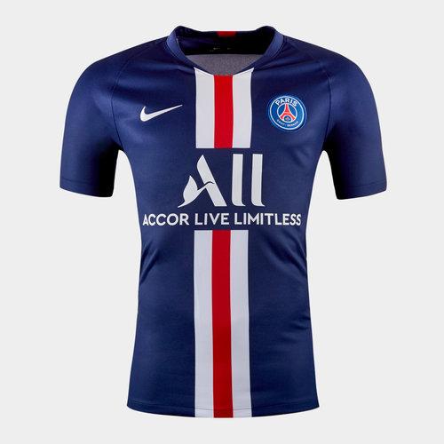 Paris Saint-Germain 19/20 Kids Home S/S Replica Football Shirt